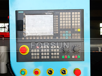 Siemens controller of ATC CNC Router