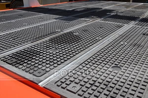 T-slot+Vacuum table