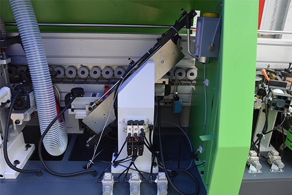 Edge Banding Machine Detail display