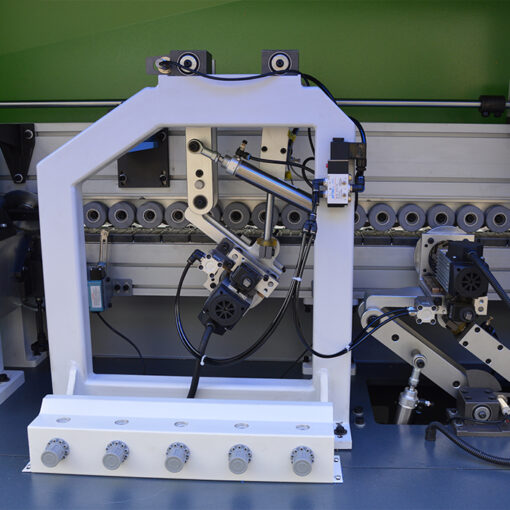 Auto Edge Banding Machine Detail display