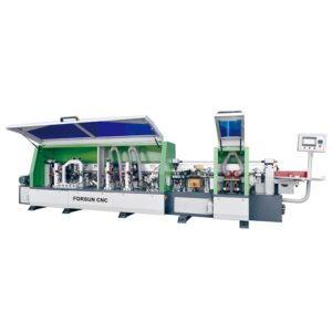 Automatic Wood Edge Banding Machine With Pre Milling Function