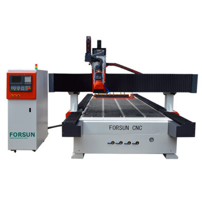 ATC CNC Router Machine with 4 sides aggregate