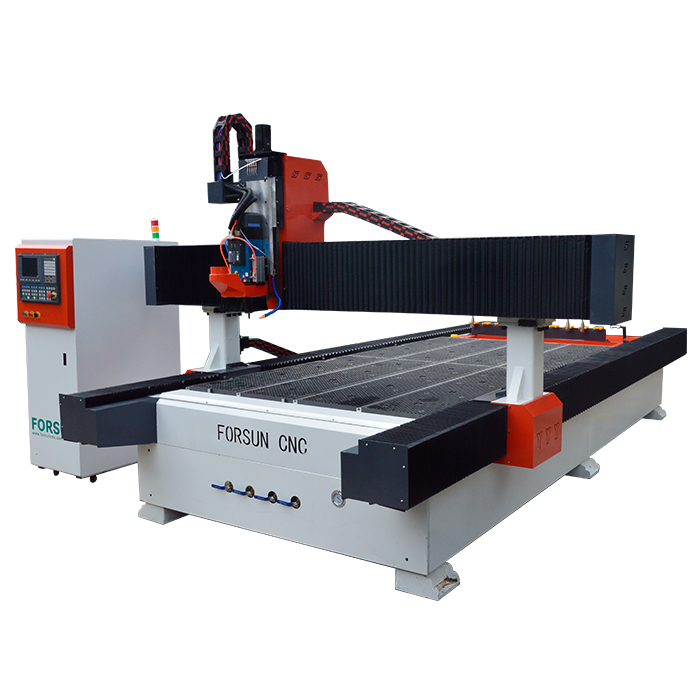 ATC CNC Router with 4 sides aggregate