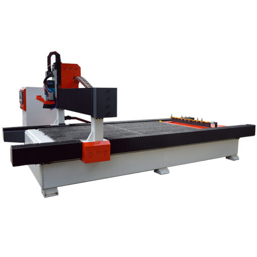 ATC Wood CNC Router Machine with 4 sides aggregate