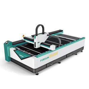 4000W CNC Metal Fiber Laser Cutting Machine