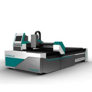 1500W CNC Metal Sheet Fiber Laser Cutting Machine