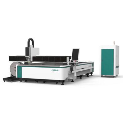 China new design fiber metal laser cutting machine