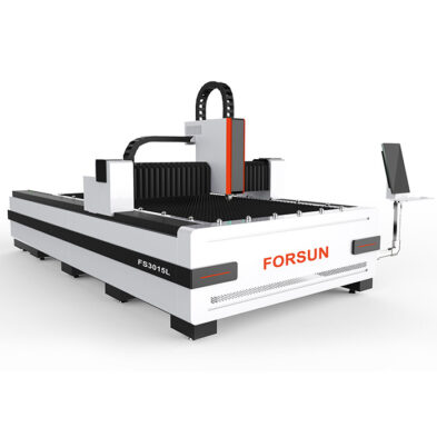 CNC Metal Fiber Laser Cutter Machine