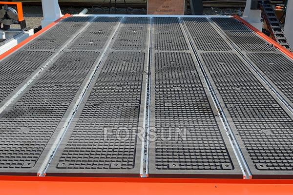 T-slot & Vacuum Table