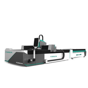 2000W CNC Metal Stainless Steel Fiber Laser Cutting Machine