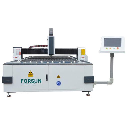 CNC Metal Stainless Steel Fiber Laser Cutter