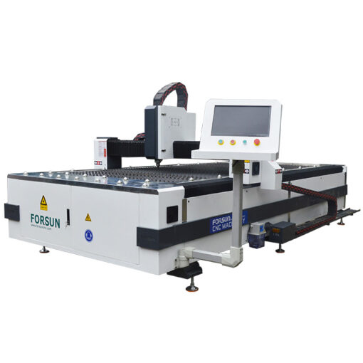 High Quality CNC Metal Sheet Plate Fiber Laser Cutting Machine